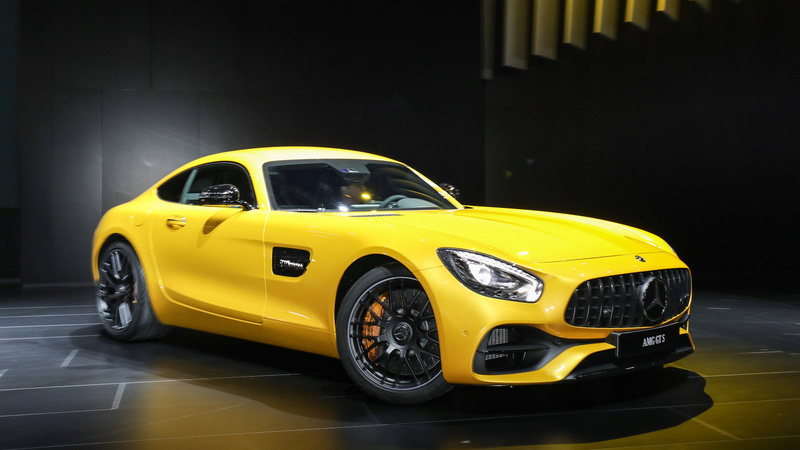2014 - [Mercedes-AMG] GT [C190] - Page 29 2018-m58