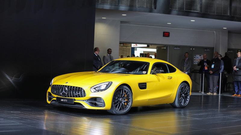 2014 - [Mercedes-AMG] GT [C190] - Page 29 2018-m59