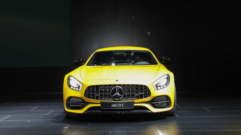 2014 - [Mercedes-AMG] GT [C190] - Page 29 2018-m60