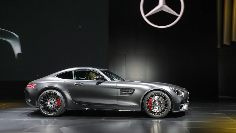 2014 - [Mercedes-AMG] GT [C190] - Page 29 2018-m62