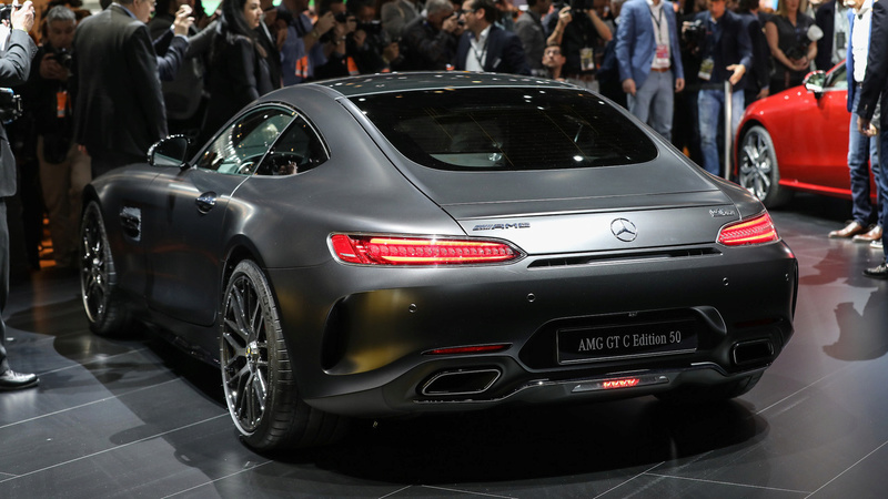 2014 - [Mercedes-AMG] GT [C190] - Page 29 2018-m63