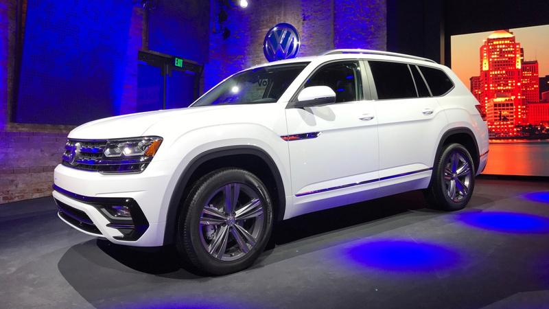2017 - [Volkswagen] Atlas / Teramont - Page 8 2018-v16