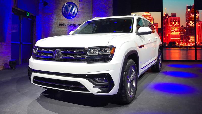 2017 - [Volkswagen] Atlas / Teramont - Page 8 2018-v18