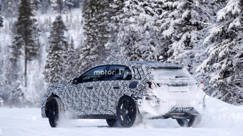 mercedes - 2020 - [Mercedes] GLA II 2020-m19