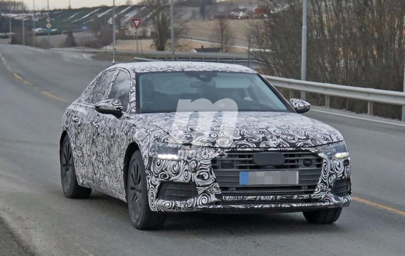 2017 - [Audi] A6 Berline & Avant [C8] - Page 3 Audi-a26