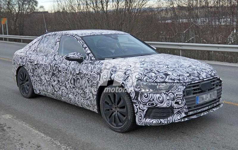2017 - [Audi] A6 Berline & Avant [C8] - Page 3 Audi-a31