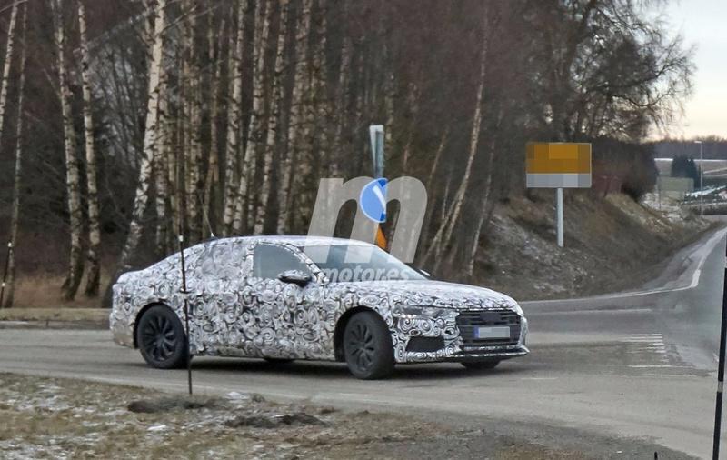 2017 - [Audi] A6 Berline & Avant [C8] - Page 3 Audi-a33