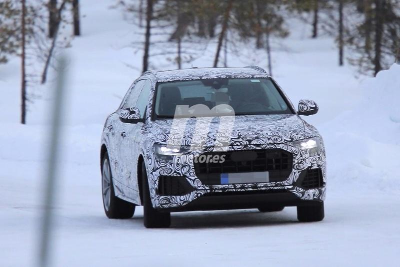 2018 - [Audi] Q8 - Page 4 Audi-q52