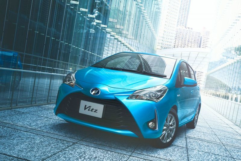 2017 - [Toyota] Yaris, Yaris GRMN - Page 2 Fc1y7110