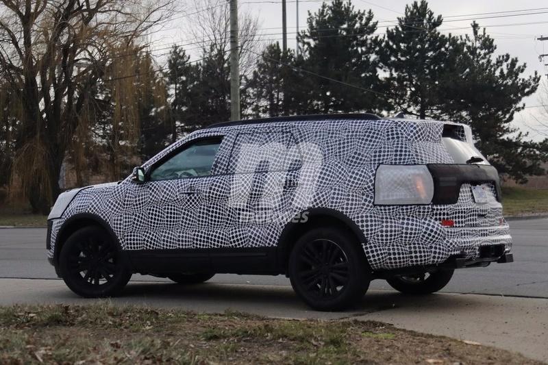 2019 - [Ford] Explorer Ford-e15
