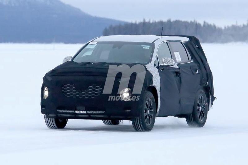 2018 - [Hyundai] Santa Fe IV Hyunda33