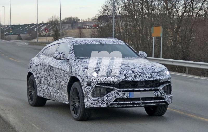 2018 - [Lamborghini] SUV Urus [LB 736] - Page 6 Lambor25