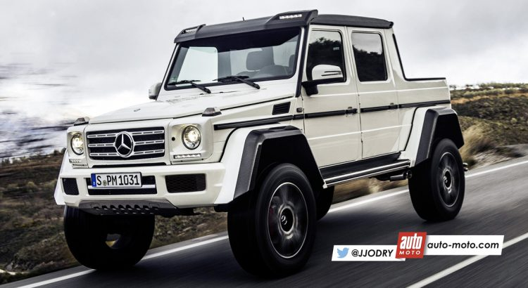 2017 - [Mercedes-Benz] Classe G II - Page 3 Merce113