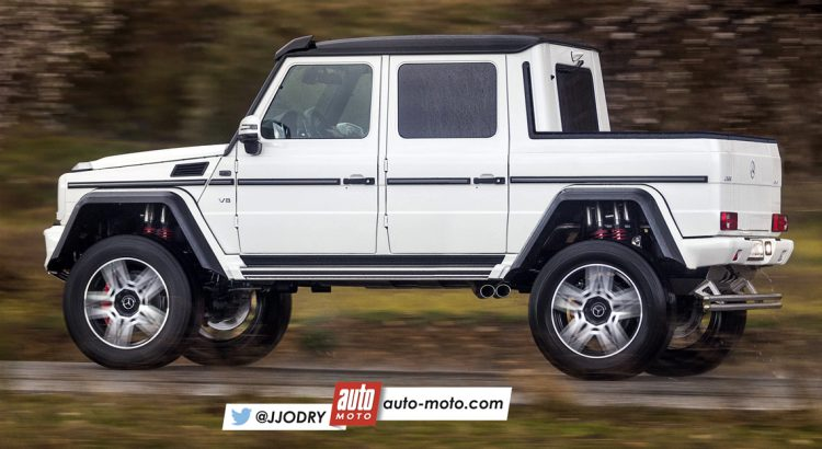 2017 - [Mercedes-Benz] Classe G II - Page 3 Merce114