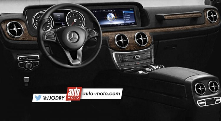 2017 - [Mercedes-Benz] Classe G II - Page 3 Merce115