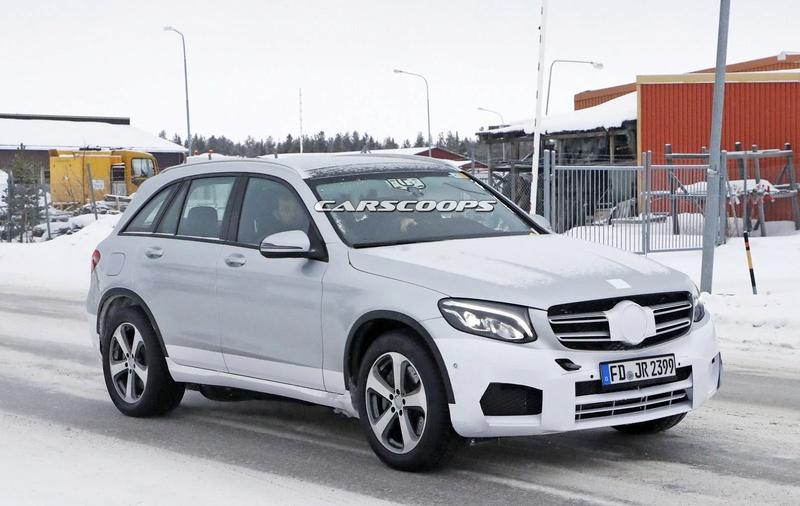 2019 - [Mercedes-Benz] EQ C Merce130
