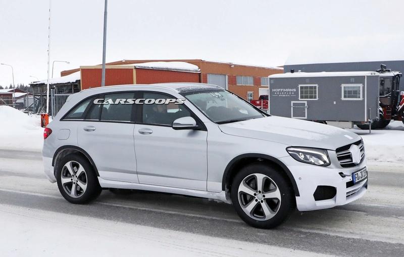 2019 - [Mercedes-Benz] EQ C Merce134