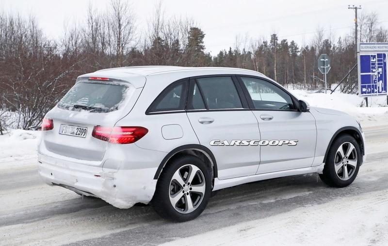 2019 - [Mercedes-Benz] EQ C Merce137