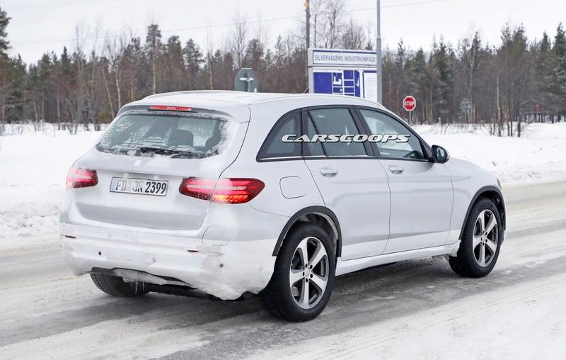 2019 - [Mercedes-Benz] EQ C Merce139