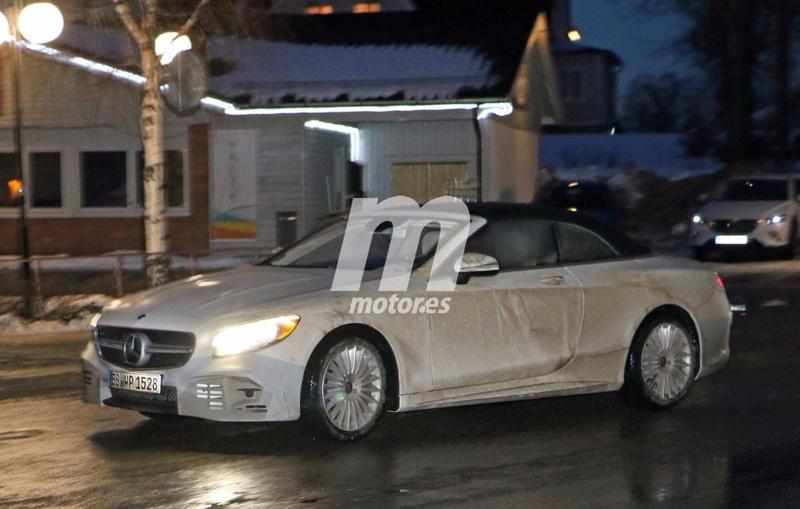 2016 - [Mercedes-Benz] Classe S restylée - Page 3 Merce150