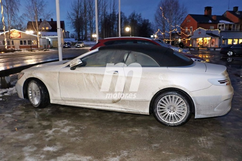 2016 - [Mercedes-Benz] Classe S restylée - Page 3 Merce153