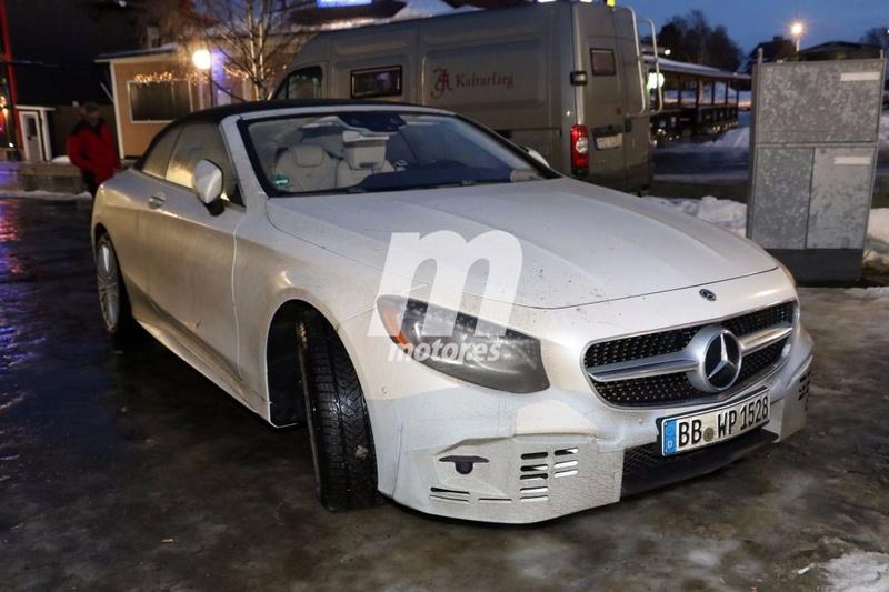 2016 - [Mercedes-Benz] Classe S restylée - Page 3 Merce154
