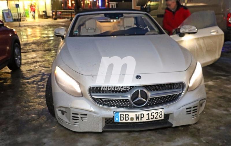 2016 - [Mercedes-Benz] Classe S restylée - Page 3 Merce158