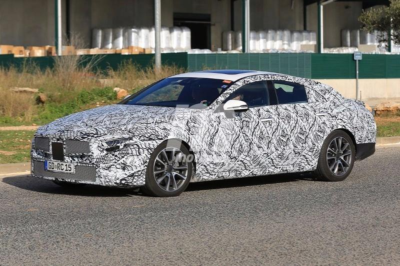 2018 - [Mercedes] CLS III  Merced42