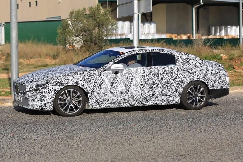 2018 - [Mercedes] CLS III  Merced43