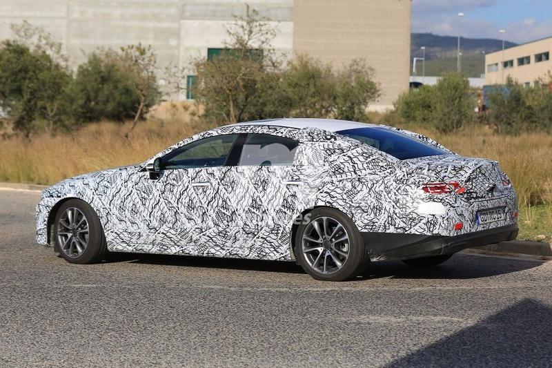2018 - [Mercedes] CLS III  Merced45