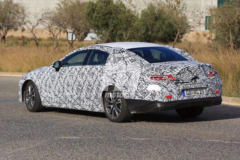 2018 - [Mercedes] CLS III  Merced46
