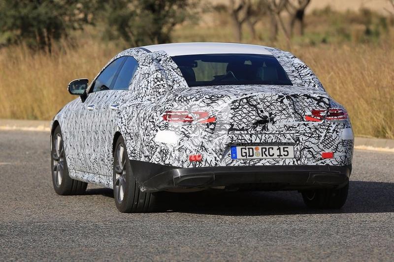2018 - [Mercedes] CLS III  Merced48