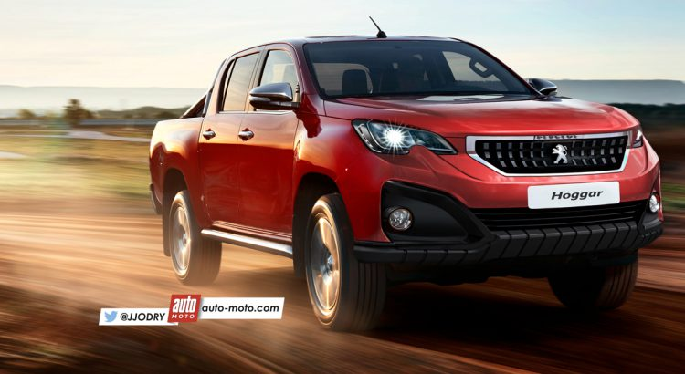 2017/2018 - [Peugeot] Pick up  - Page 3 Peugeo14