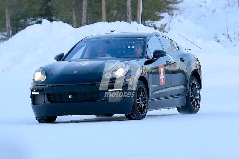 2019 [Porsche] Cayenne coupé - Page 2 Porsch19