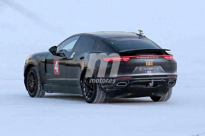 2019 [Porsche] Cayenne coupé - Page 2 Porsch23