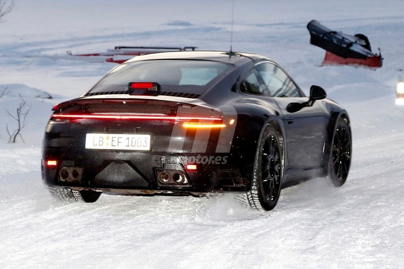 2018 - [Porsche] 911 - Page 2 Porsch33