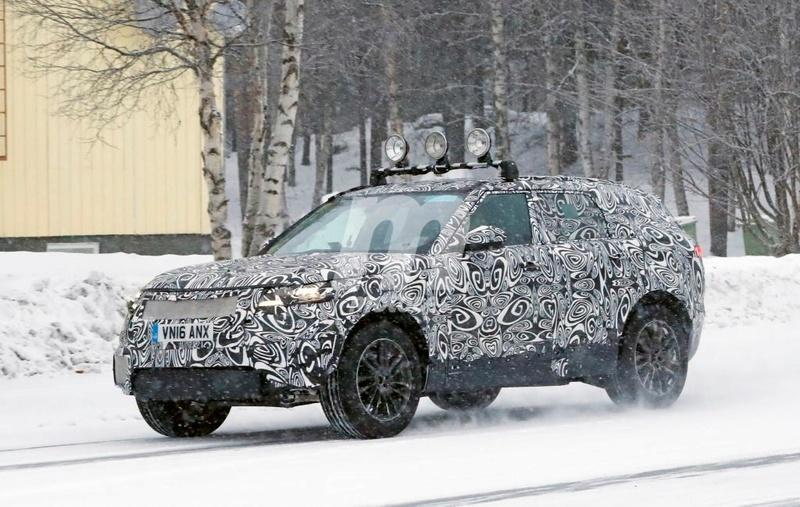 2017 - [Land Rover] Range Rover VELAR (L560) - Page 2 Range-12