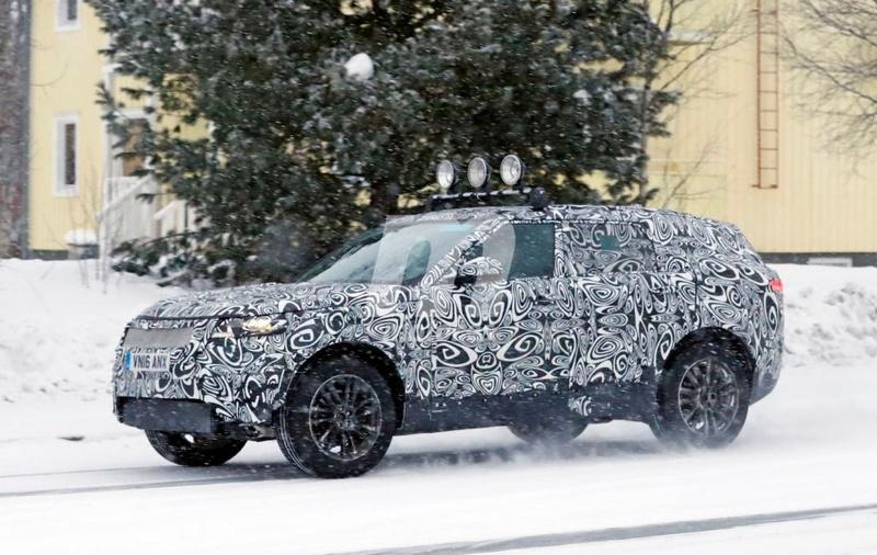 2017 - [Land Rover] Range Rover VELAR (L560) - Page 2 Range-13