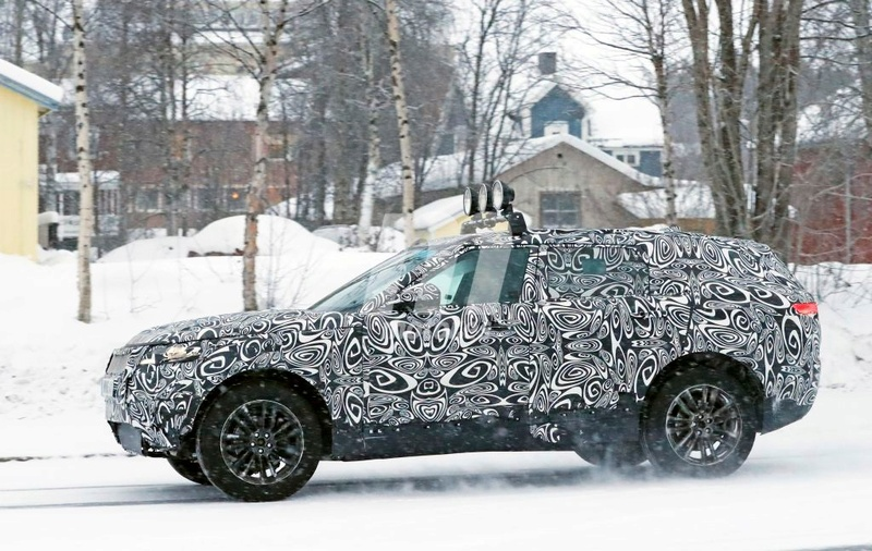 2017 - [Land Rover] Range Rover VELAR (L560) - Page 2 Range-14
