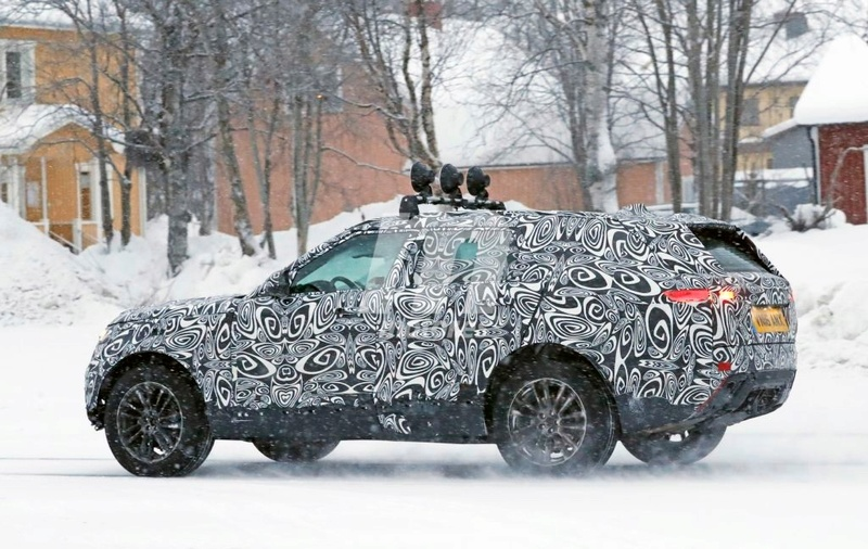 2017 - [Land Rover] Range Rover VELAR (L560) - Page 2 Range-16