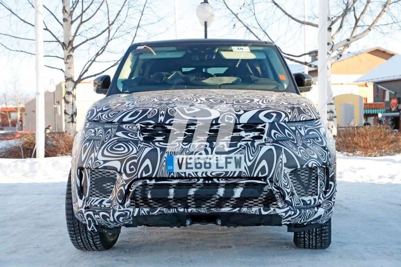 2017 - [Land Rover] Range Rover/ Sport/ SVR restylés Range-23