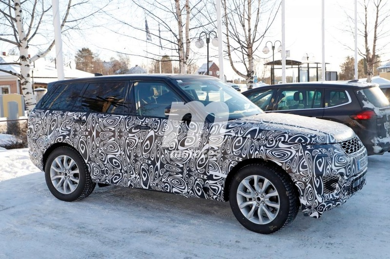 2017 - [Land Rover] Range Rover/ Sport/ SVR restylés Range-25