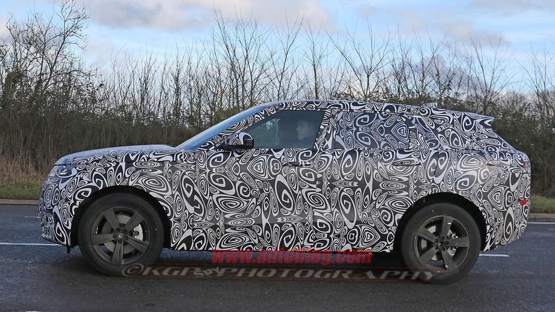 2017 - [Land Rover] Range Rover VELAR (L560) - Page 2 Ranges12