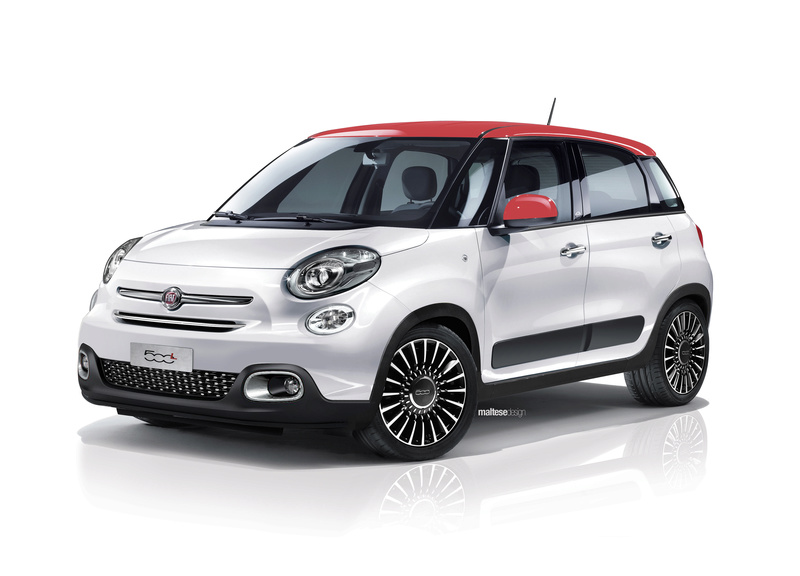 2017 - [Fiat] 500L restylée Tncduh10