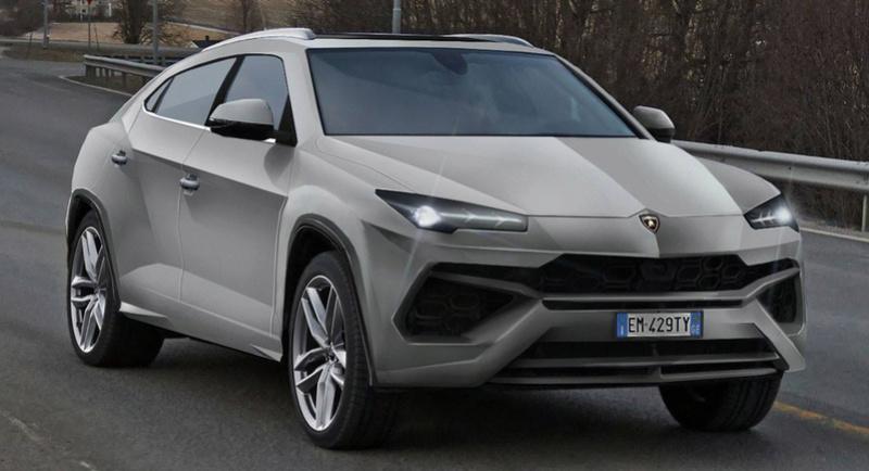 2018 - [Lamborghini] SUV Urus [LB 736] - Page 6 Urus-r10