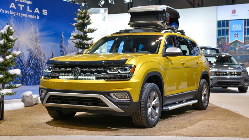 2017 - [Volkswagen] Atlas / Teramont - Page 8 Volksw25