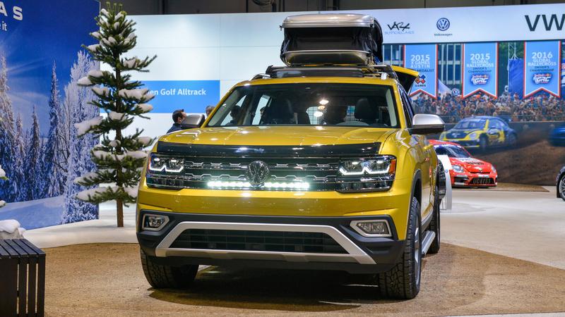 2017 - [Volkswagen] Atlas / Teramont - Page 8 Volksw26