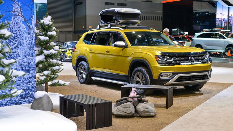 2017 - [Volkswagen] Atlas / Teramont - Page 8 Volksw27