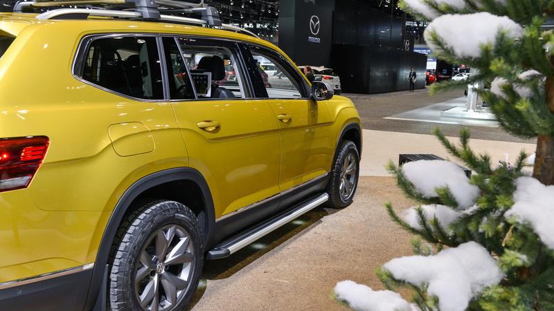 2017 - [Volkswagen] Atlas / Teramont - Page 8 Volksw29