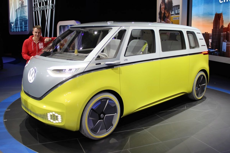 2017 - [Volkswagen] Electric VW Microbus concept Vw-i-d10